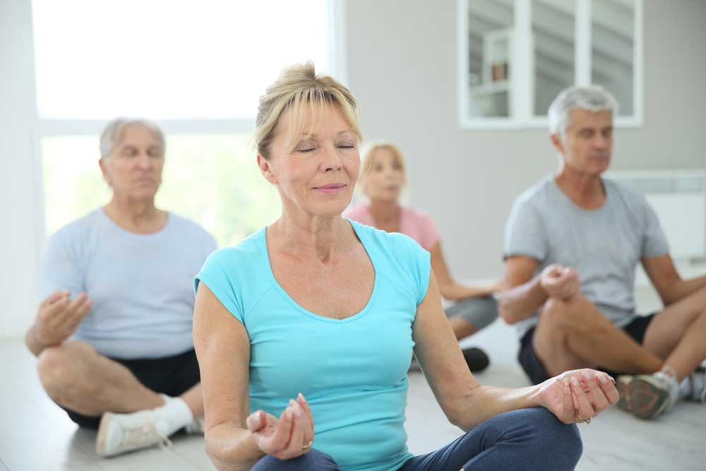 The Best Low Impact Exercises for Seniors | Abbey Delray South